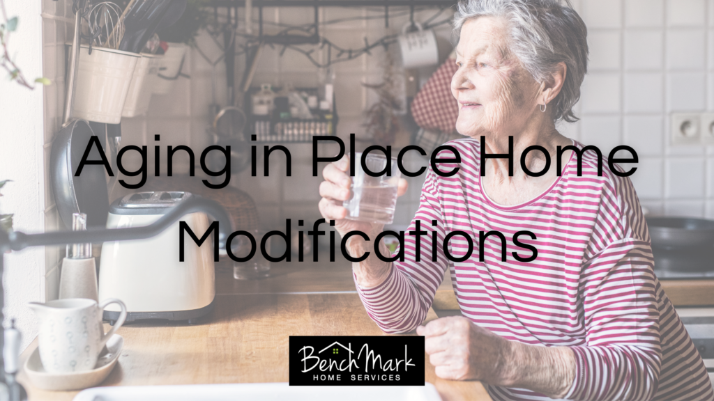 aging in place home modifications