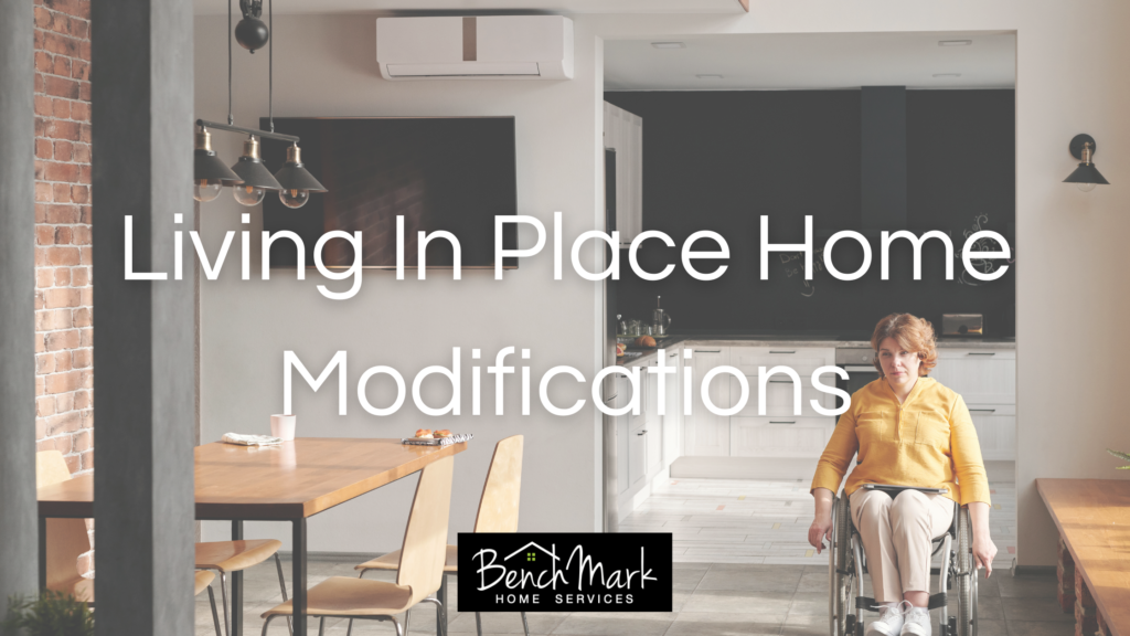 living in place home modifications