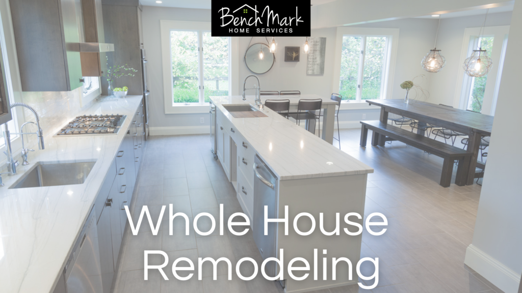 whole house remodeling services