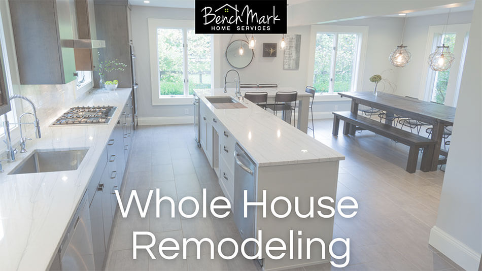 Whole House Remodeling