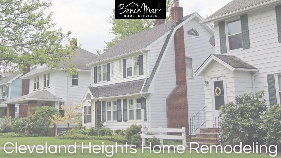 Home Remodeling in Cleveland Heights