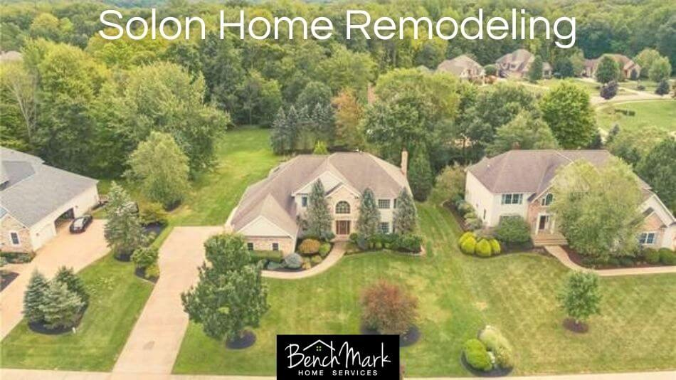 Home Remodeling in Solon